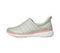 Infinity Footwear Infinity BREEZE in Light Grey, Power Pink, White (BREEZE-GPWH)