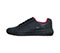 Infinity Footwear DRIFT in Black/Black/Red (DRIFT-BBRE)