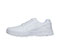 Infinity Footwear FLOW in White (Wide) (FLOW-WHZ)