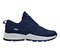 Infinity Footwear FLY in Navy Flecked (FLY-NVFK)