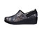 Infinity Footwear Infinity Footwear Shoes GLIDE in Black Marble with Black (GLIDE-BKMB)