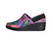 Infinity Footwear Infinity Footwear Shoes GLIDE in Multi Color Print with Black (GLIDE-MPBK)