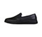 Infinity Footwear LIFT in Textured Black on Black (LIFT-KOBK)