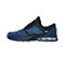 Infinity Footwear Infinity Footwear Shoes FLY in Multi Blue, Black,Light Grey (MFLY-MBBG)