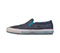 Infinity Footwear Infinity Footwear Shoes RUSH in Heather Navy Canvas,Teal,White (MRUSH-THTW)