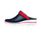 Anywear PEAK in Navy with Red and White Sole (PEAK-NVRW)