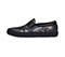 Infinity Footwear Infinity RUSH in Black Marble with Black (RUSH-BKMB)