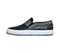 Infinity Footwear Infinity RUSH in Black, Grey Print, White (RUSH-BPGW)