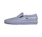 Infinity Footwear Infinity RUSH in Textured Light Grey with Lilac (RUSH-LGBL)
