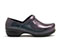 Anywear Clog SRANGEL in Iridescent Purple, Black (SRANGEL-PZBL)