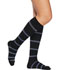 Therafirm TFCS107 in Black/Gray/Navy Stripes (TFCS107-BGNS)