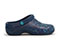 Anywear Clog ZONE in Navy Geometric Fade (ZONE-GFCN)