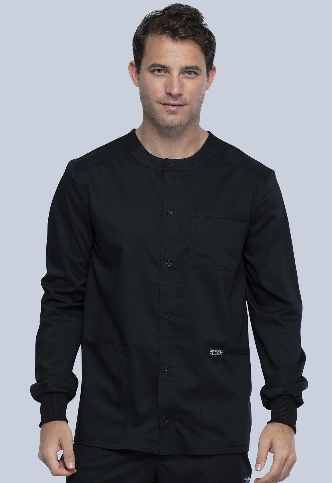 Men's Snap Front Jacket
