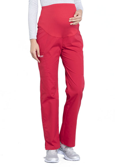 f2f372d7754 Baby Phat - Women's Pants - Maternity Straight Leg Scrub Pant Red WW220 -  Pembina Valley Uniforms Sturgis Saskatchewan Canada